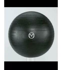 Matt Roberts gym ball
