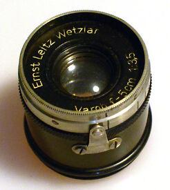 Leitz Leica 50mm VAROB enlarging lens