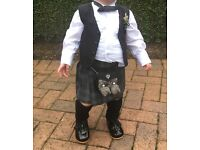 Baby / toddler / kids kilt outfit (12m-18m)