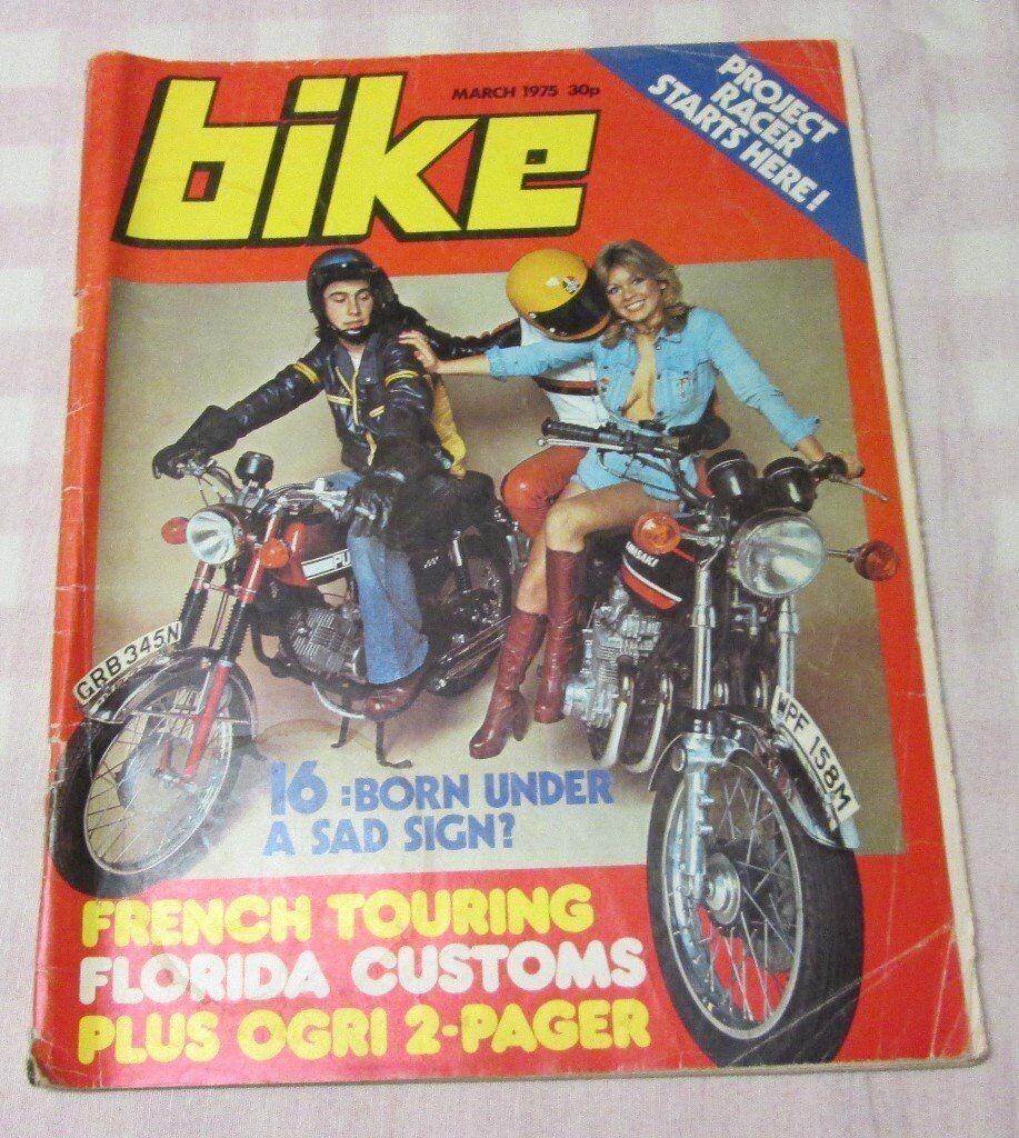 bike March 1975