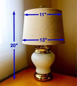 Table / Accent Lamp.