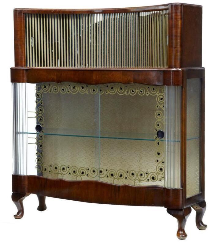 Art Deco Kitchen Cabinets: Art Deco Drinks Cabinet