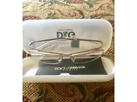 6d74dd8aee13 Authentic D G glasses brand new