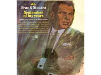 Frank Sinatra Vinyl LPs