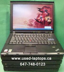 Lenovo,Dell,hp laptop with WIFI:(single core/1G)$69!(C2D Dual core/2G)99-$119!