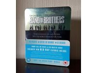 Band of Brothers Blu-Ray Tin Box Set - Brand New