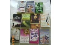 11 Books Novels Romance Collection Bristol (Oldland Common)