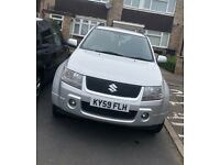 Suzuki Grand Vitara 2009 in Silver