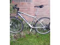 """Gent's appolo 26""""wheel clean and reliable bike"""