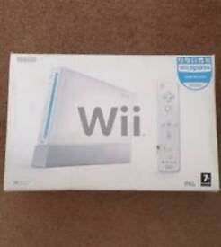 Nintendo Wii in Box complete with accessories and games- all immaculate condition