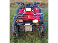 Honda Foreman 450FE Quad Bike 4x4 Farm Utility Off Road Quad ATV