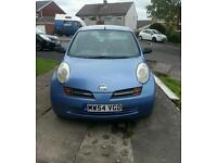 Nissan Micra 54 plate for sale