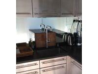 Stainless Steel Kitchen Mixer Tap