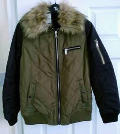 Newlook coat size 12 , new