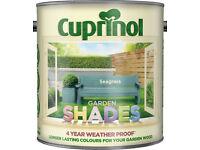 Cuprinol Garden Shades Colour Seagrass 2.5 Litres
