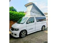 MAZDA BONGO FRIENDEE AERO AFT CAMPER MPV / FULL REAR CONVERSION COSTING 2895