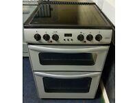 Grey Belling 60cm Cooker - 12 Months Warranty - £190
