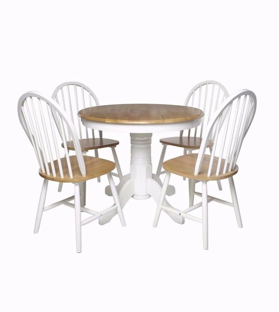 BRAND NEW BEST BUY! CHRISTMAS SALE Solid Wood 5 Piece Dining Set ...