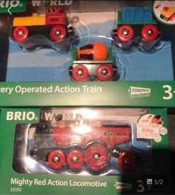 BRIO TRAIN BRAND NEW