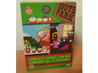 SOUTHPARK DVD COLLECTOR'S EDITION