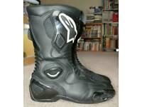 Alpinestars SMX-5 motorbike boots