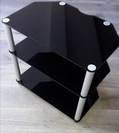 Alphason glass corner TV (television) stand