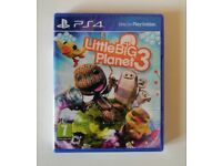 [New/Sealed] LittleBigPlanet 3 PS4