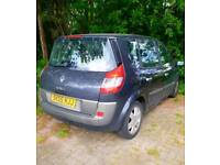 ⭐2005 1.6 AUTOMATIC RENAULT SCENIC 50,000 MILES⭐£200 NO OFFERS QUICK SALE