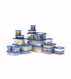 20 piece food storage set