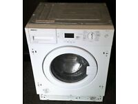BEKO USED BUILT-IN 7KG WASHING MACHINE + FREE BH ONLY POSTCODES DELIVERY & 3 MONTHS GUARANTEE