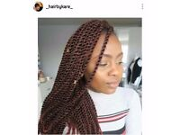 MANCHESTER AFRO-CARRIBEAN MOBILE HAIRSTYLIST WEAVE AND BRAIDS PROFESSIONAL