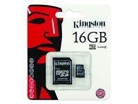 2 16gb memory cards