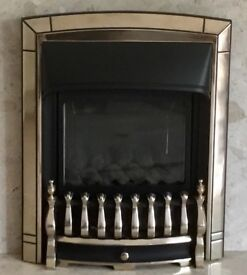 Baxi Valor Balanced Flue Gas Fire