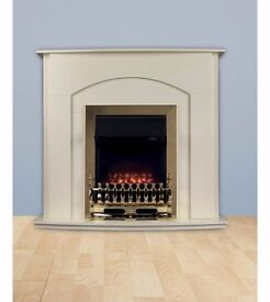 New -Beldray Truro electric fire with surround suite Rochdale- rrp £265