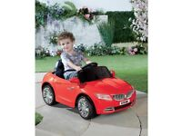 Brand New Ride On Car BMW 6V Electric Power Wheels Children Toys Gift Year 3+