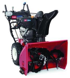 Toro PowerMax Snowblowers From $1039 at CR Equipment!