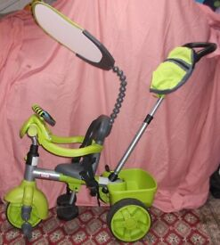 Little Tikes 3 in 1 trike bike very good condition