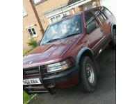 Vauxhall Frontera MOT'd