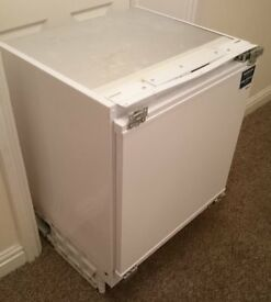 In Bideford a Nr New Immaculate Energy 'A+' Rated Beko BZ31 Integrated Under Counter Freezer