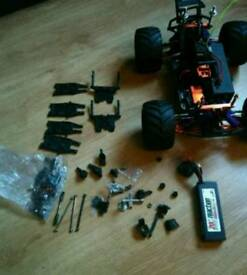 HPI BULLET MT Flux (Electric RC, MT, Not Buggy or Truggy)