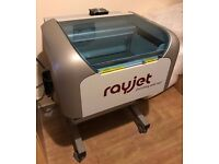 Trotec Rayjet 50 30W CO2 laser engraver cutter RRP 13000 Very Good Conditions