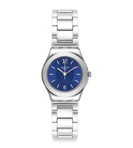 Swatch Littelsteel Womens Watch YSS331G