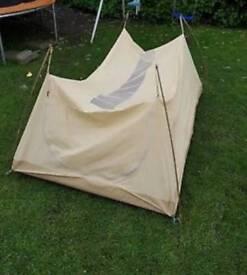 Trailer tent pup tent under bed tent