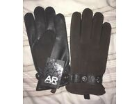 Gloves, men's - new, never worn