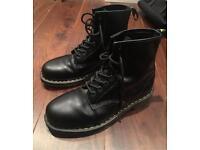 Dr Martens Unisex Adult 1460 Ankle Boots Size UK 10