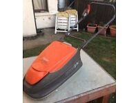 Flymo Turbo Compac 300 Hover Mower
