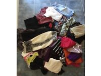 Ladies clothing bundle sizes 8/10/12