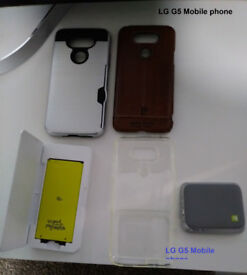 LG G5 Mobile phone parts (£15)