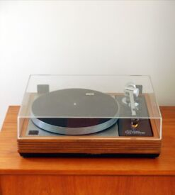 Owned by THE BLUE NILE. Stunning Linn LP12 Record Deck & Ittok LV II Arm.