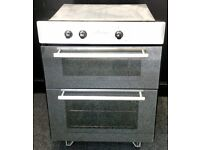 USED BUILT-UNDER DOUBLE OVEN + FREE BH ONLY POSTCODES DELIVERY, INSTALLATION & 3 MONTHS GUARANTEE